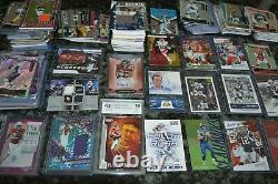 Nice Football Card Collection! Mahomes, Lamar Jackson, Etc! Must See