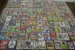 Nice Football Rookie Card Collection! Must See
