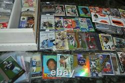 Nice Football Rookie Card Collection! Must See! $$$$$$$$$$$