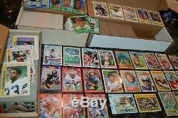 Nice Football Rookie Star & Set Collection! Must See