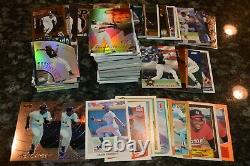 Nice Frank Thomas Rookie, Insert, Etc. Baseball Card Collection! Must See