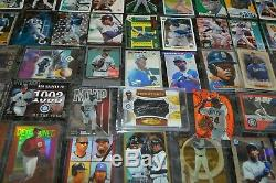 Nice Ken Griffey Jr. Baseball Card Collection! Auto 40 Cards Total! Must See