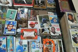 Nice Ken Griffey Jr. Baseball Card & Memorabilia Collection! Must See