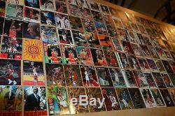 Nice Michael Jordan Basketball Card Collection! 185 Cards Total! Must See