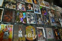 Nice Shaquille O'neal Basketball Card & Insert Card Collection! Must See