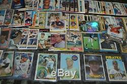 Nice Star Rookie Baseball Card Collection! Reggie Jackson Rookie, Etc! Must See