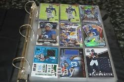 Nice Star Rookie Football Card Collection! 138 Cards Total! Must See