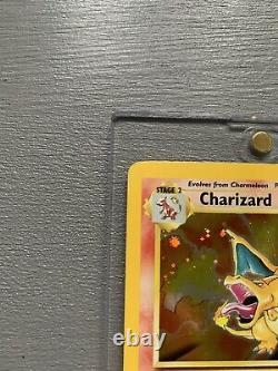 Original Base Set 2 Holo Charizard 4/130 Wotc Pokémon Card Mint Psa Must See