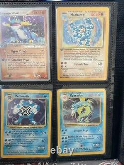 Pokemon Card Collection Inc. Many Holos, 1st Editions, Rares Must See