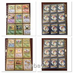 Pokemon Cards COMPLETE 100% Jungle Set 64/64 Ultra Pro VINTAGE RARE MUST SEE