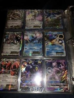 Pokémon Collection Binder! Ultra Rares-secret Rares Over 50 Pages! Must See