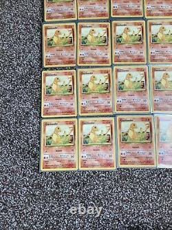 Pokemon base set starter bundle, NM MT, PSA 8 10 potential, MUST SEE