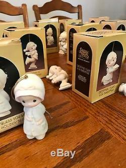 Precious moments tree ornaments NEW MUST SEE