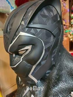 Queen Studios Black Panther Life Size Bust Avengers Infinity War Hot! Must See