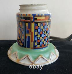 Rare! ART DECO Original Aerozon Aroma/ Perfume Boudoir Lamp, Germany must see