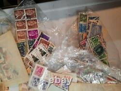 Rare Stamps Thousands Huge Collection Must See