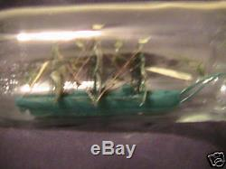 SHIP IN A BOTTLE- very unique, handcrafted, MUST SEE 24
