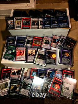 STAR WARS CCG LARGE Collection Must See LOT