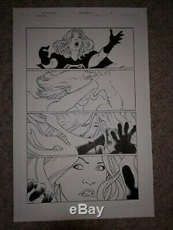 SUPERGIRL 23 pg 8 SEXY ALL SUPERGIRL PAGE MUST SEE