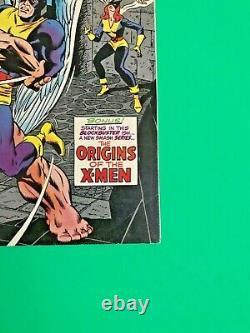 Silver Age Comic The X-Men #38 Misprint! Rare. Must See! High Grade