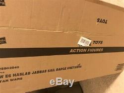 Star Wars Vintage Collection Jabba's Sail Barge Playset LOT MUST SEE Yakface Han