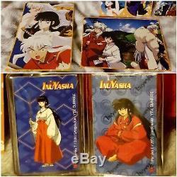 Super Rare Human Inuyasha & Kikyo Plush With Pillow Lot! (A Must See!)