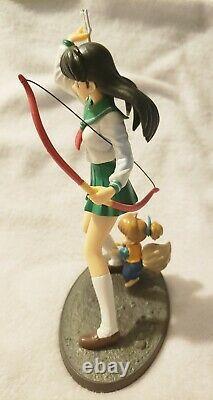 Super Rare Inuyasha Kagome & Shippo 1/8 PVC Figure Kotobukiya (A Must See!)