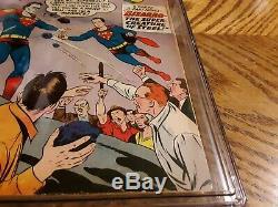 Superboy #68 CGC 0.5 Presents Much Better Must See Pics DC 1958 1st Bizarro