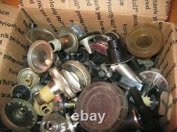 TV and radio knobs vintage! Super large lot! Must-see