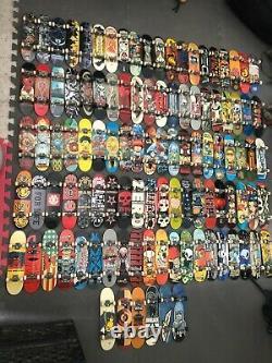 Tech deck handboard collection 106 HANDBOARDS! MUST SEE