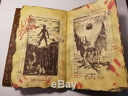 The Evil Dead NECRONOMICON Must See! Dont speak the words out loud