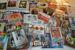 The Ultimate Sports Card Collection! Gu, Auto, Rc, Inserts, Etc! Must See