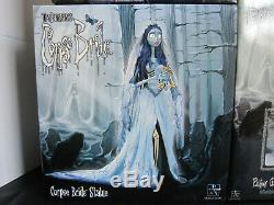 Tim Burton's Corpse Bride Gentle Giant RARE NEW LOT OF 5 LE Figures MUST SEE