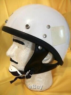 Vintage 1960's BUCO GUARDIAN Motorcycle Helmet. Must See