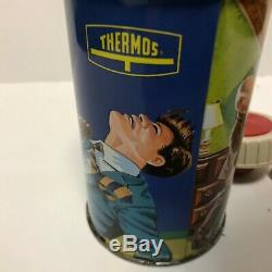 Vintage 1966 Green Hornet Kato Thermos 1967 Fantastic Condition Must See