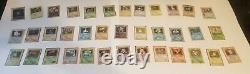 Vintage Pokemon Cards Collection 100% Holo Cards Very nice lot MUST SEE