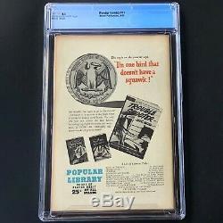 WONDER COMICS #11 (Better 1947) CGC 6.5 INGELS RAT-MAN COVER! Must See