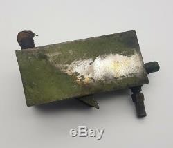 WW2 British RAF Royal Air Force Air Ministry Spitfire Oil Separator MUST SEE