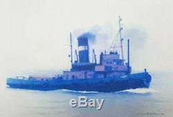WW2 British Royal Navy Empire Ann Ships Scramble Bell & Clanger MUST SEE
