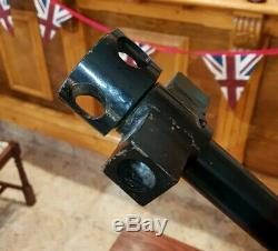 WW2 German British American Anti Aircraft Gun LARGE Handmade Model MUST SEE