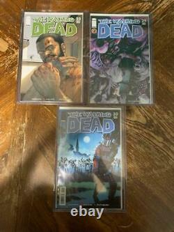 Walking Dead Lot Of 21 Comics Vf/nm First Governor First Abraham Must See